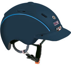 CASCO Ridhjälm Choice Navy titan