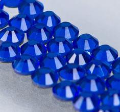 HOT-FIX GLITTERSTEN,3mm Sapphire