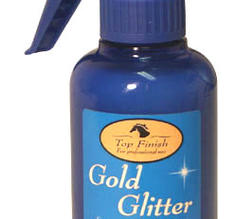 Glitter! i Sprayform Top Finish 200ml